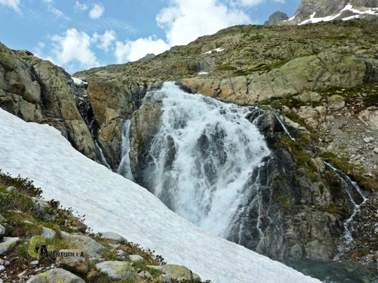 Travesia en Pirineos