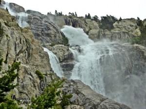 Cascadas del pirineo