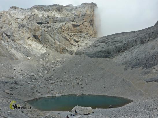Ascensión a Monte Perdido desde Cuello Arenas