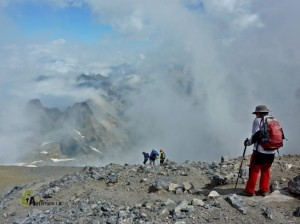 Vistas desde Monte Perdido