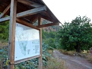 senderismo en Olocau