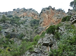 ruta al nacimiento del río Palancia
