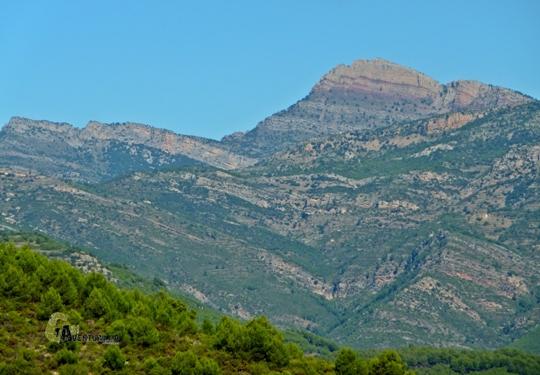 montañas de castellón