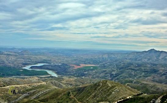 Vistas desde el Pico del Ñoño