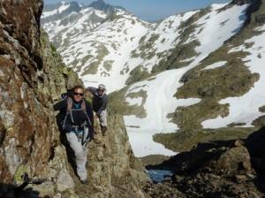 ascensiones en Pirineos