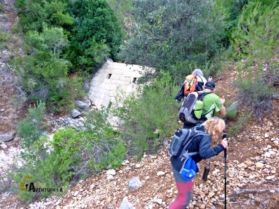 senderismo en el Parque Natural de Cazorla