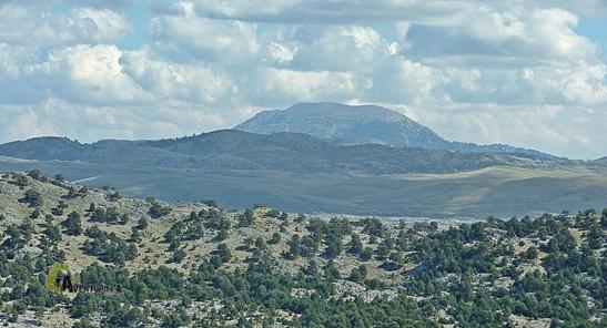 Vistas del Pico de la Sagra