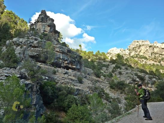 ruta del río Borosa