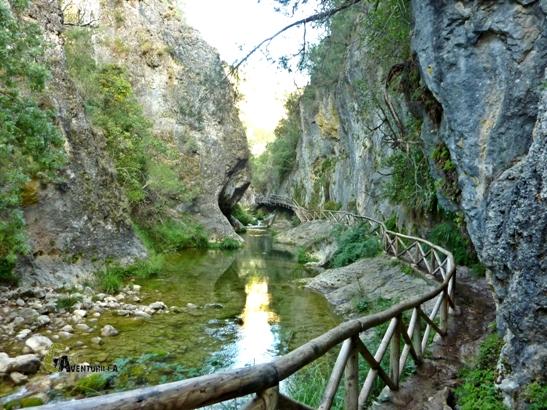 excursión del río Borosa