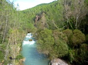 Estrechos del río Mijares