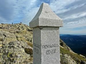 cima del Peñalara