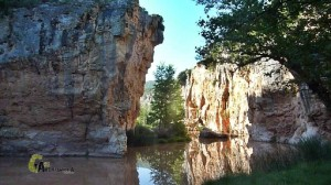 garganta del río Mijares