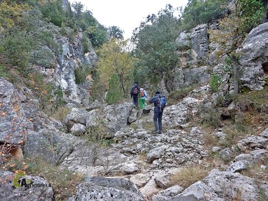 barrancos de Gudar