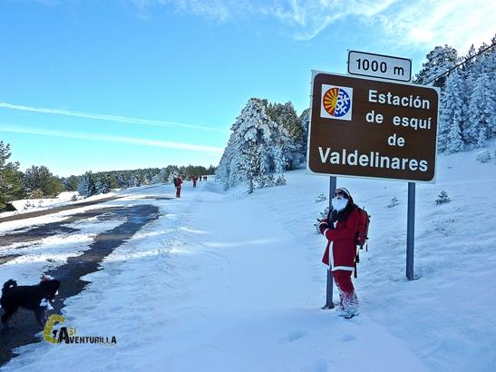 estación invernal de Valdelinares