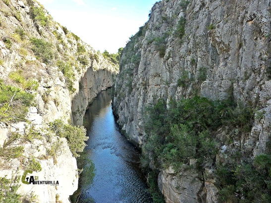 Congosto del río Turia