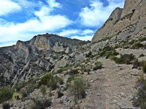 senderismo en l'Alacantí