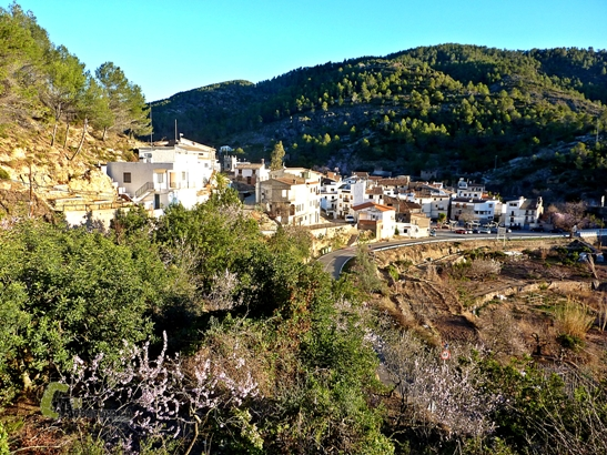 senderismo en Alcudia de Veo