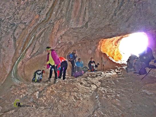 Cueva Obrada del Moro