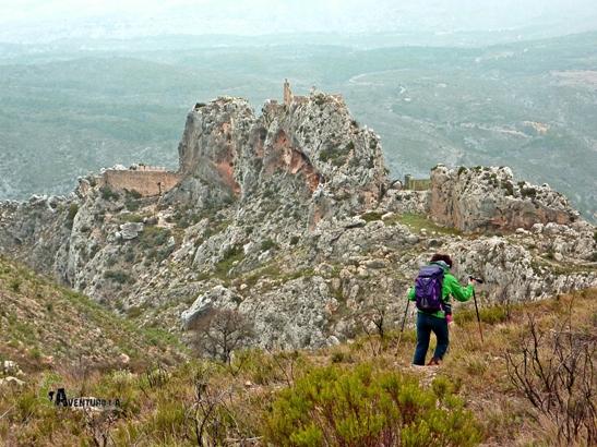 castillos de la Vall de Gallinera
