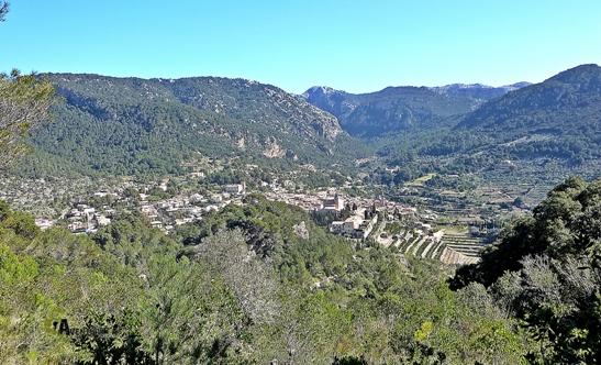 Poblaciones de Mallorca