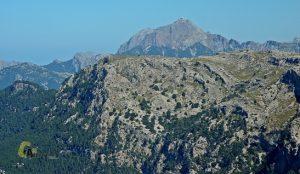 montaña mas alta de Mallorca