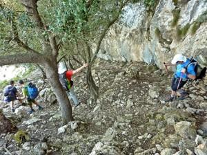 descenso a Deià