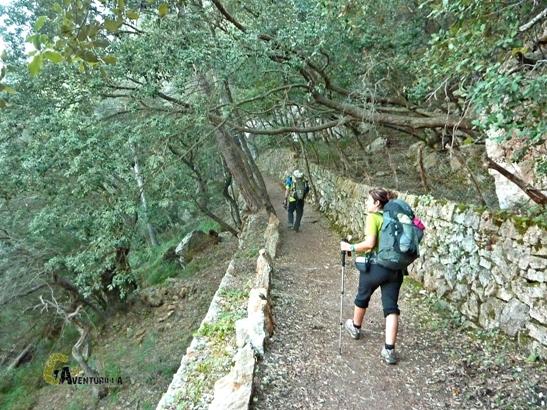 ruta de la pedra en sec