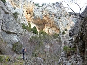 senderismo en la Puela de San Miguel