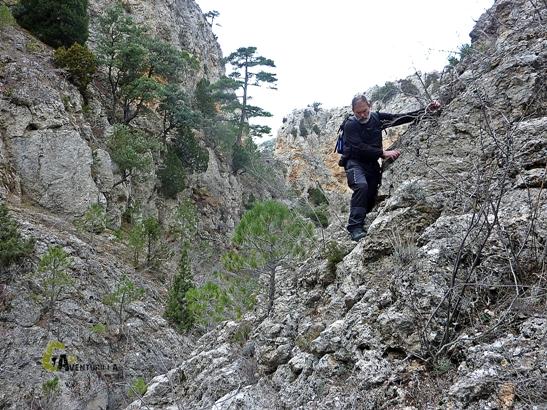 senderismo en el Rincón de Ademúz