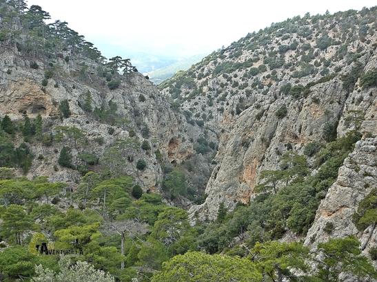 barrancos del Rincón de Ademúz