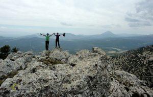 Vistas desde el Cerro del Mosquito