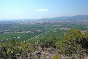 Vistas desde el Alto de la Atalaya