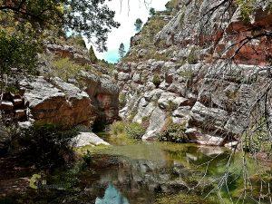 arroyo de Rubielos de Mora
