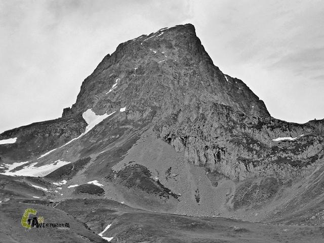 Cara Noreste del Midi d'Osau