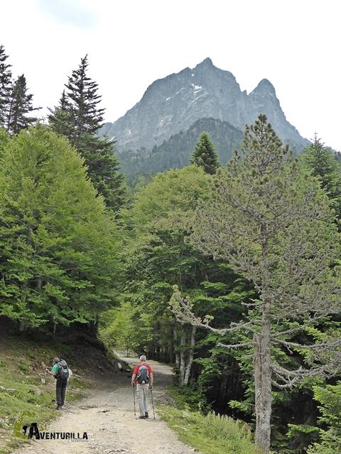 senderismo en pirineos franceses