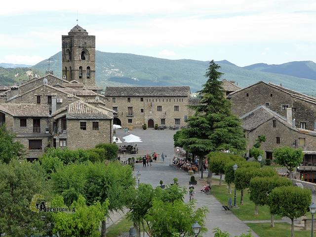 Pueblos de Huesca