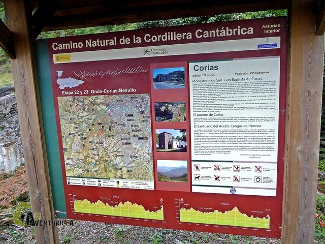 GR109. Camino Natural de la Cordillera Cantábrica