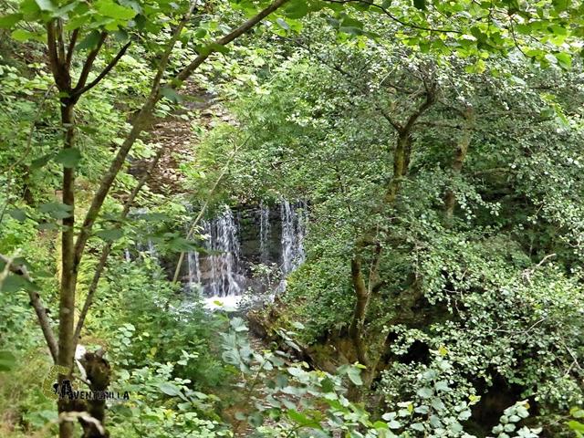 cascada en Asturias