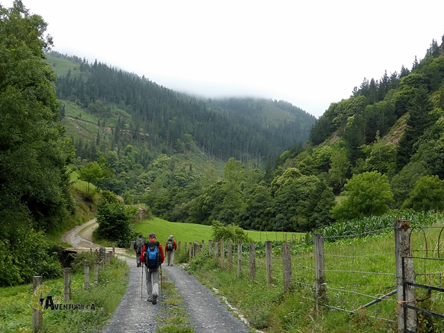 Valle del río Pomar