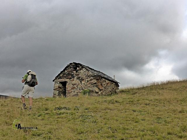 Cabañas en el pirineo