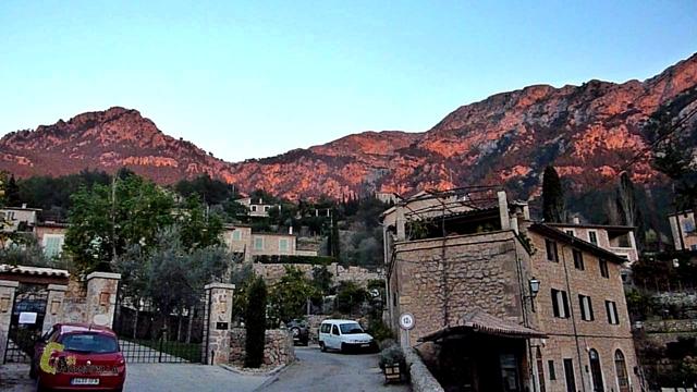 pueblo de Mallorca