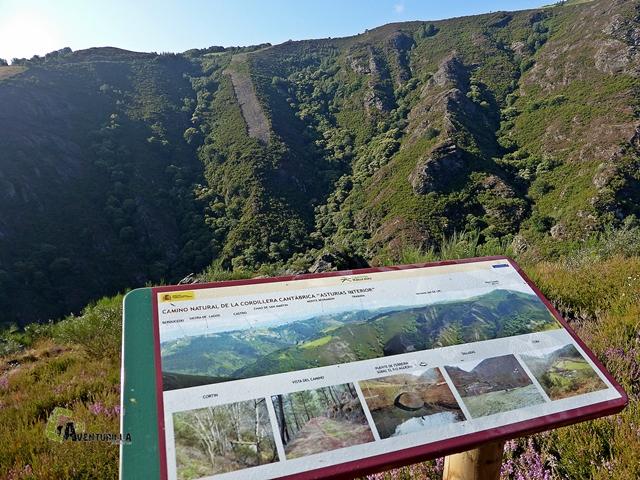 mirador en Asturias