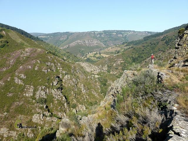 Valle del río Agüeira