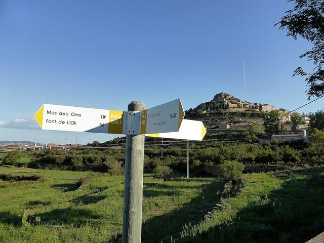 senderismo en Culla