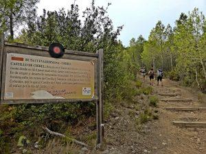 Ruta cueva Hermosa-Chirel