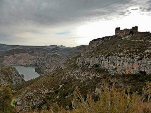Paraje del castillo de Chirel