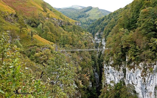 Puente más alto de Europa