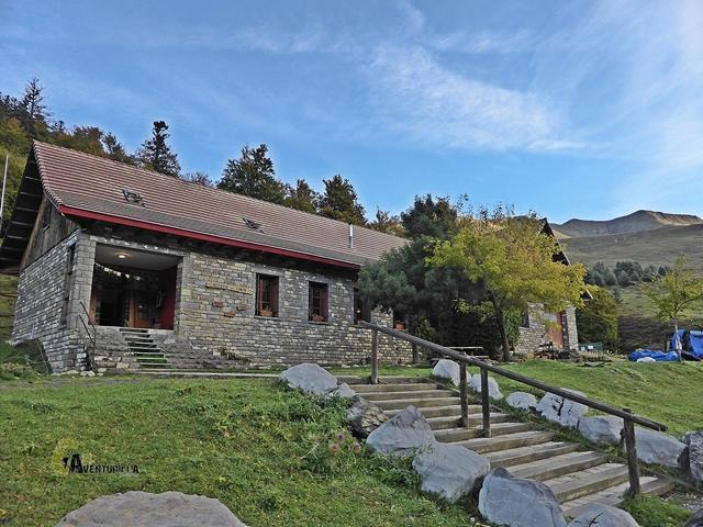 Refugios del Pirineo