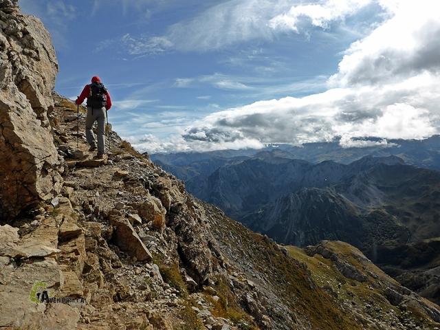 Ascensiones en el Pirineo