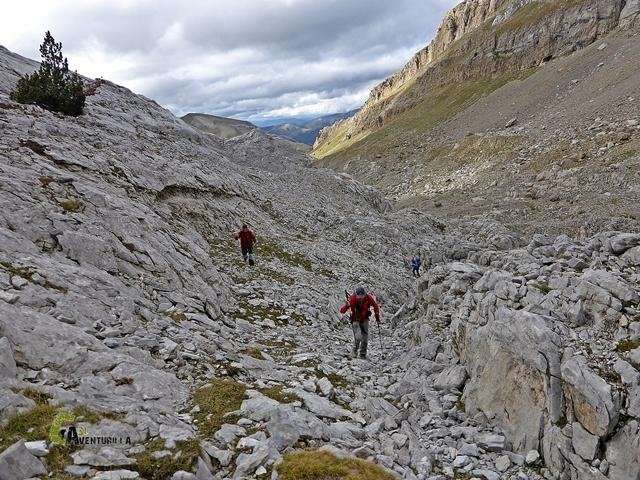 rutas por el pirineo